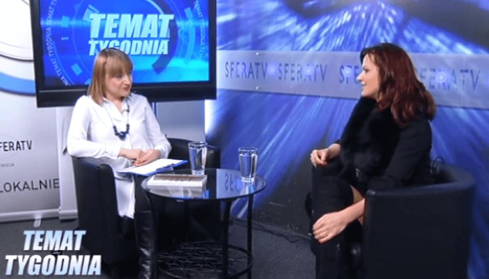Wywiad z Projektantką Przyszłości w SferaTV
